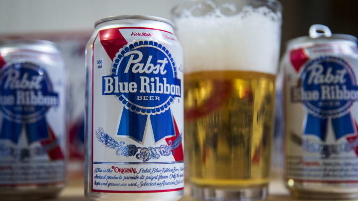 Can PBR get you high, man?