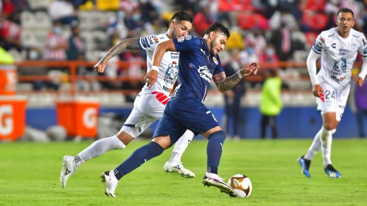 Alexis Vega y Víctor Sosa.