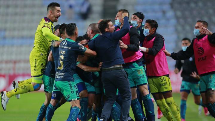 Pachuca v Puebla - Torneo Guard1anes 2021 Liga MX