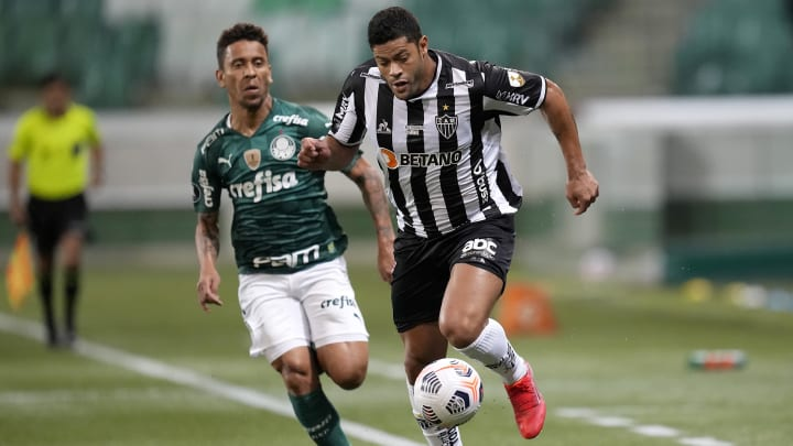 Palmeiras e Galo fizeram jogo bem ruim no Allianz Parque