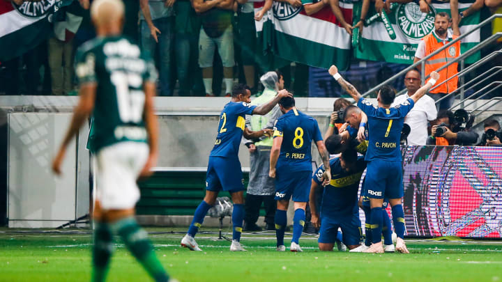 Boca, el que más le ganó a los brasileños