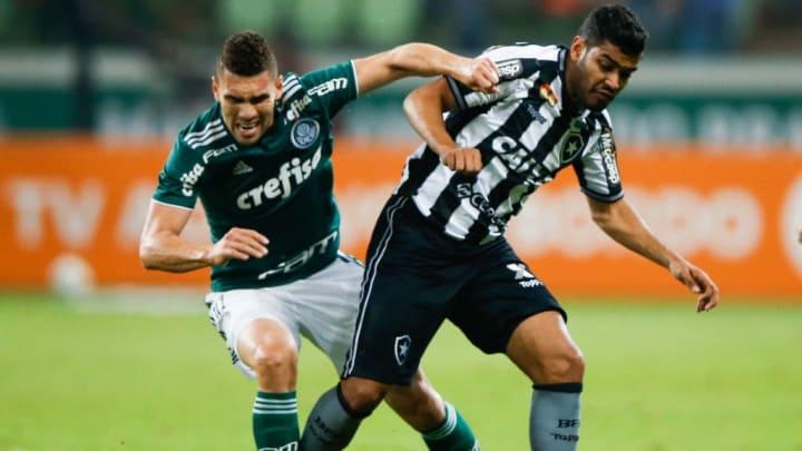 Moisés deixou o Palmeiras em 2019.