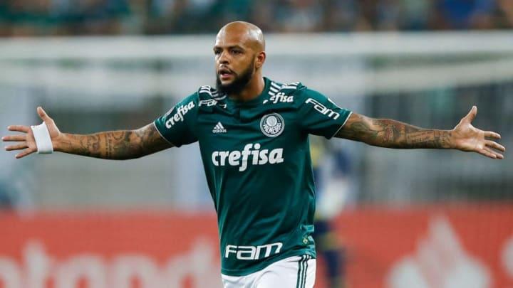 Felipe Melo Palmeiras Internacional Mercado