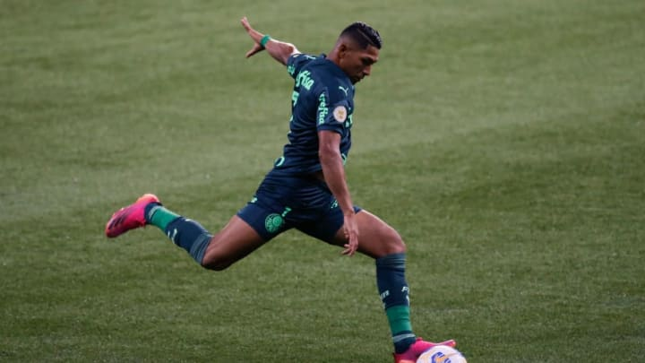 Rony Athletico-PR Palmeiras Negociação