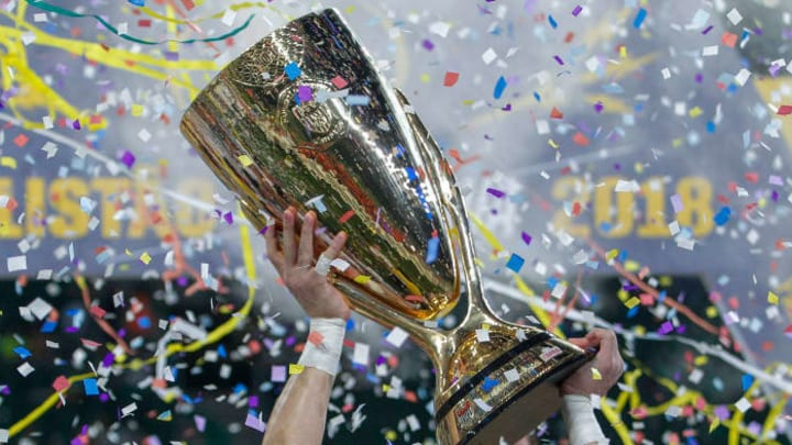 trofeu campeonato paulista santos botafogo sp