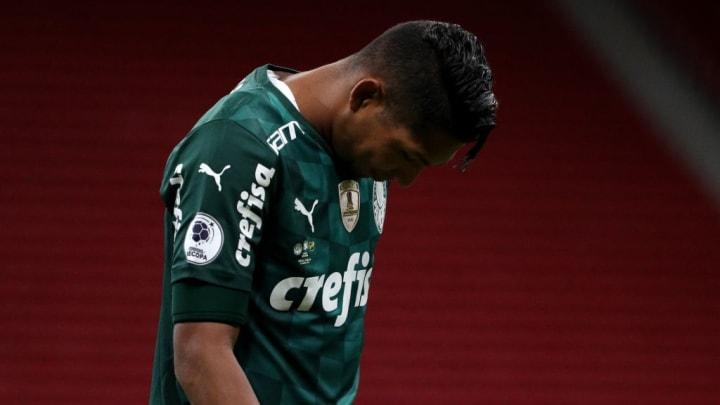 Rony Palmeiras Zebra CRB Copa do Brasil