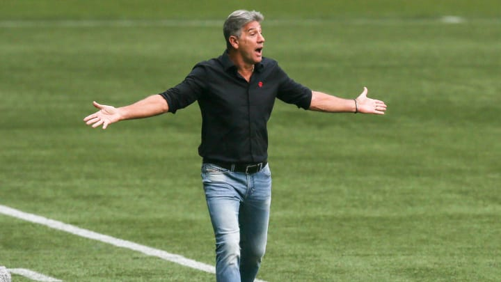 Jogador pouco aproveitado por Renato pode estar de saída do Flamengo