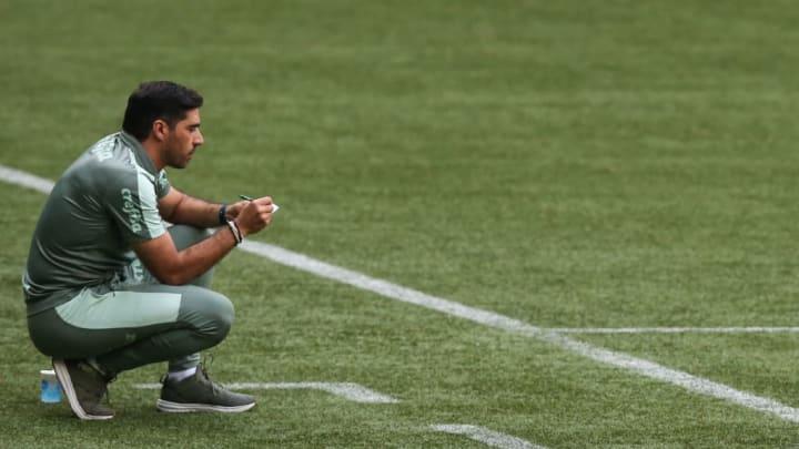 Abel Ferreira Palmeiras Chapecoense Brasileirão Libertadores Atlético-MG