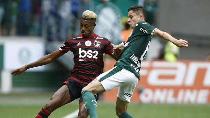 Flamengo e Palmeiras decidirão a Supercopa do Brasil