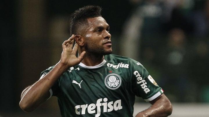 Borja pode ser emprestado ao Grêmio