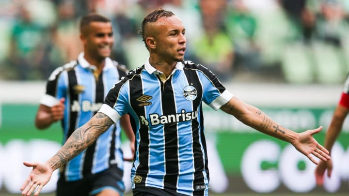Everton could swap Gremio for...Everton?
