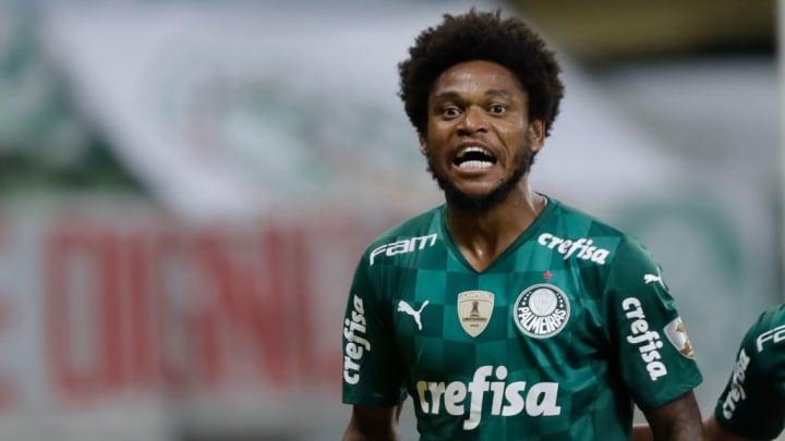Palmeiras Luiz Adriano