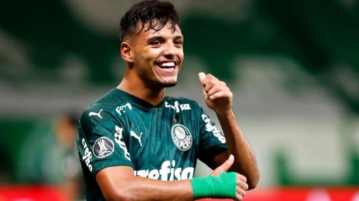 Gabriel Menino Seleção Brasileira Palmeiras