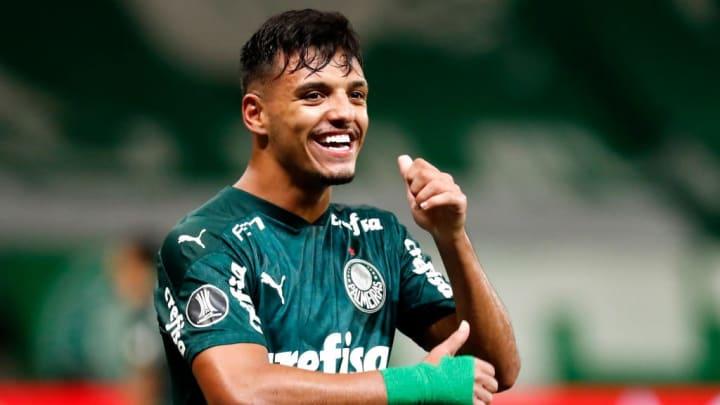 Gabriel Menino foi um dos principais jogadores do Palmeiras na temporada passada.