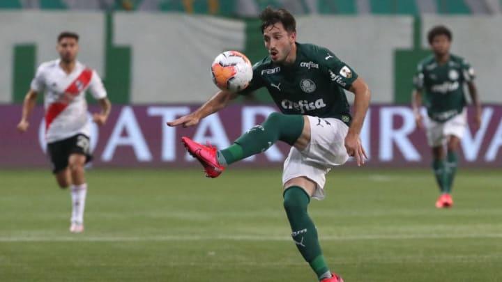 Matias Viña Palmeiras Libertadores Estrangeiros