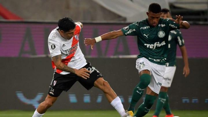 Danilo agarrou bem as oportunidades que teve no plantel de Abel Ferreira.