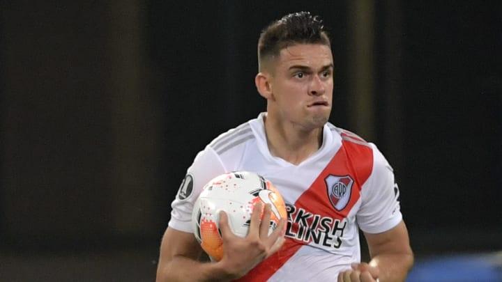 El colombiano del River Plate, Rafael Santos Borré, es del interés del Toronto FC, de la MLS, pero más equipos buscan sus servicios.