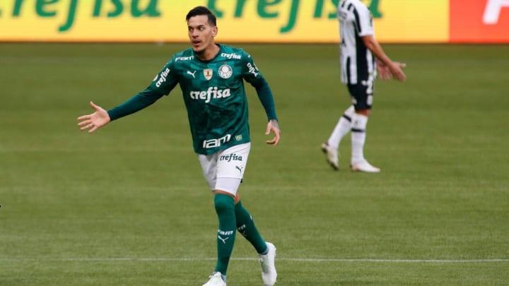 Gustavo Gomez Palmeiras Libertadores