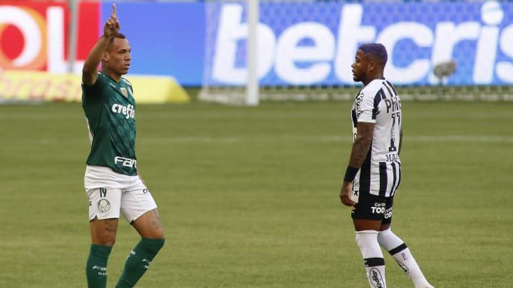 Palmeiras venceu mais um clássico contra o Santos