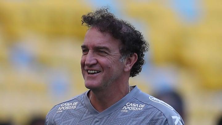 Cuca pediu a contratação de Tchê Tchê, ex-São Paulo