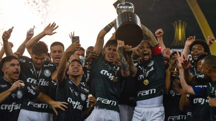 Palmeiras enfrentará o Defensa y Justicia pela Recopa