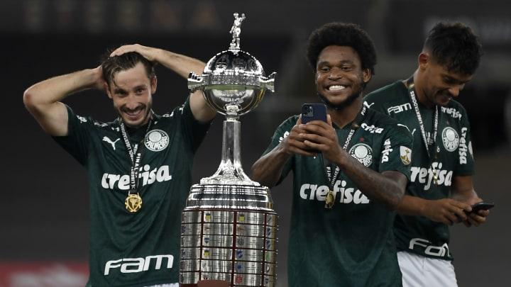 ¿Volverá a coronarse campeón el Palmeiras?