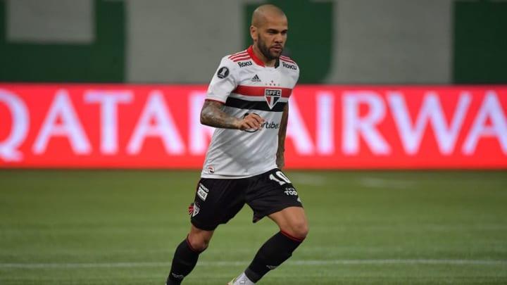 Dani Alves Seleção Internacional São Paulo Colorado