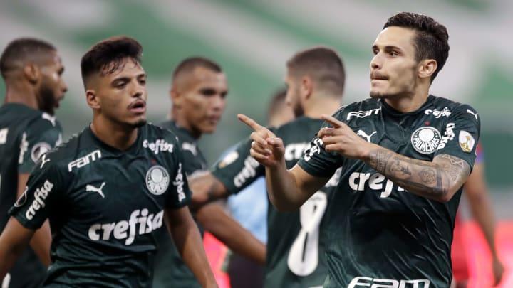 Veja quais times o Palmeiras pode enfrentar nas oitavas de final da Conmebol Libertadores