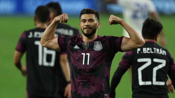 La selección mexicana se enfrentará a Nigeria