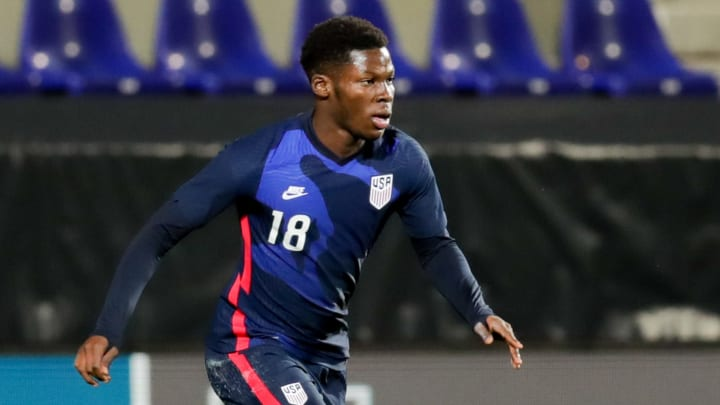 Yunus Musah is still eligible for four different international teams