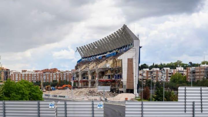 Panoramic Street View During Coronavirus In Spain