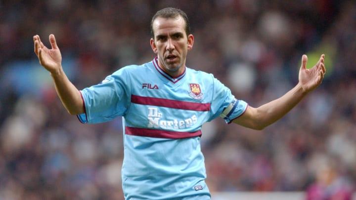Paolo Di Canio, a West Ham icon