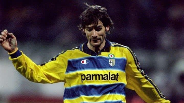 Paolo Vanoli of Parma
