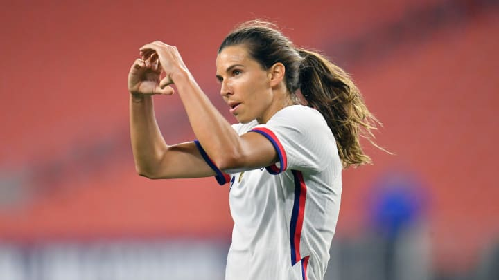 Tobin Heath thrilled to be joining her childhood team Arsenal