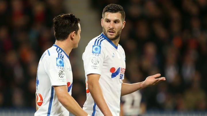 André-Pierre Gignac et Florian Thauvin sont les fers de lance de l'équipe de France aux JO.