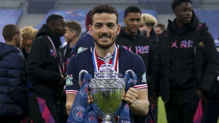 Alessandro Florenzi quitte le PSG et revient à l'AS Roma.
