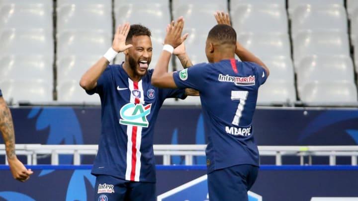 Paris Saint Germain v AS Saint Etienne - French Cup Final