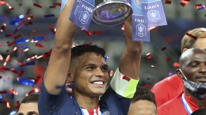 Thiago Silva, Neymar Jr