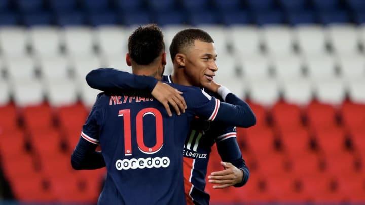 Neymar and Mbappé form Europe's deadliest strike partnership