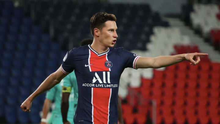 Julian Draxler's time in Paris looks set to be coming to an end