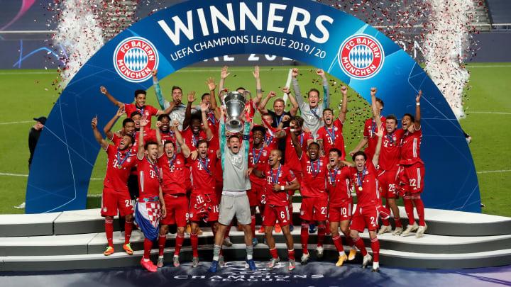 2020 holte sich der FC Bayern den Henkelpott