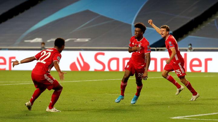 Bayern won the Champions League