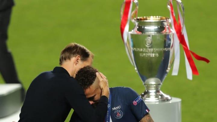 Neymar et le PSG sont passés à deux doigts de remporter le trophée tant attendu en C1