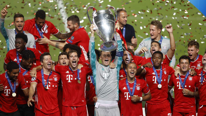 Bayern came out on top last time...