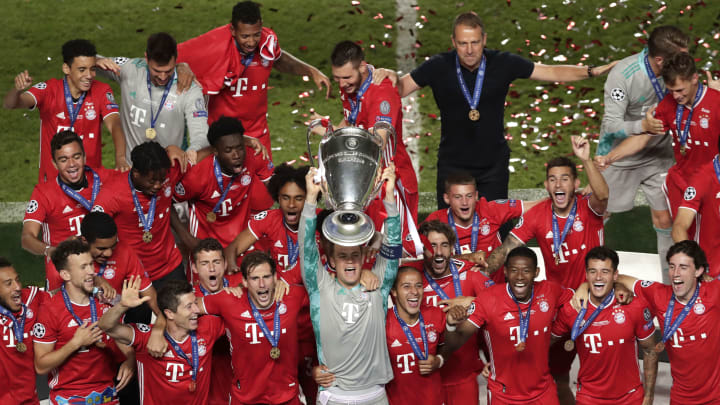 Champions League 2021 Bayern MГјnchen