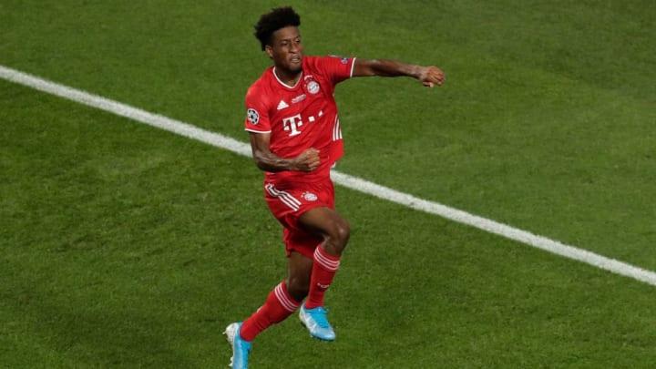 Kingsley Coman hat große Ziele: Mit dem FC Bayern will er den Titel in der  Champions League verteidigen.