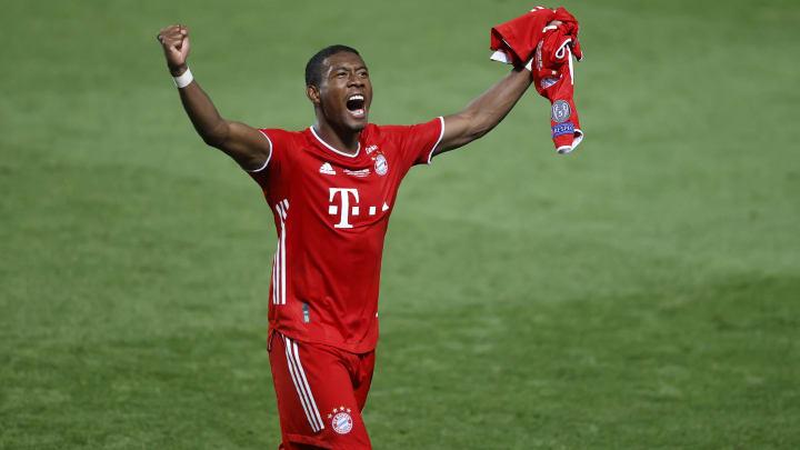 David Alaba bleibt für immer mit dem FC Bayern verbunden
