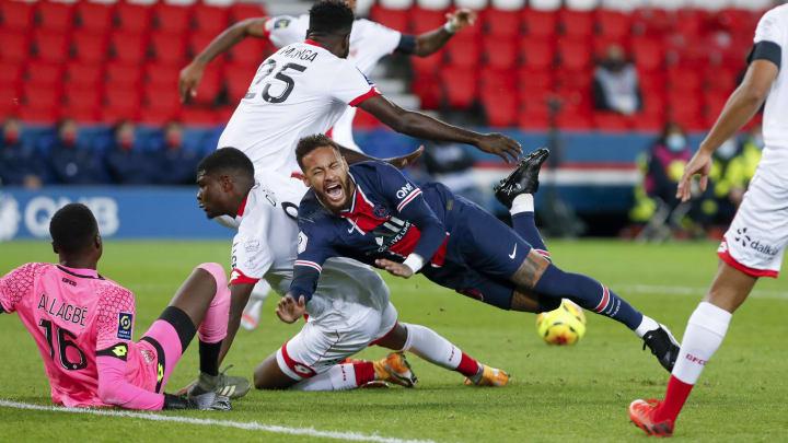 Neymar sera absent face à Dijon.