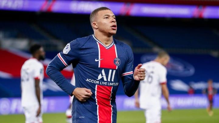 Kylian Mbappé, le phénomène du Paris Saint-Germain et de l'équipe de France.