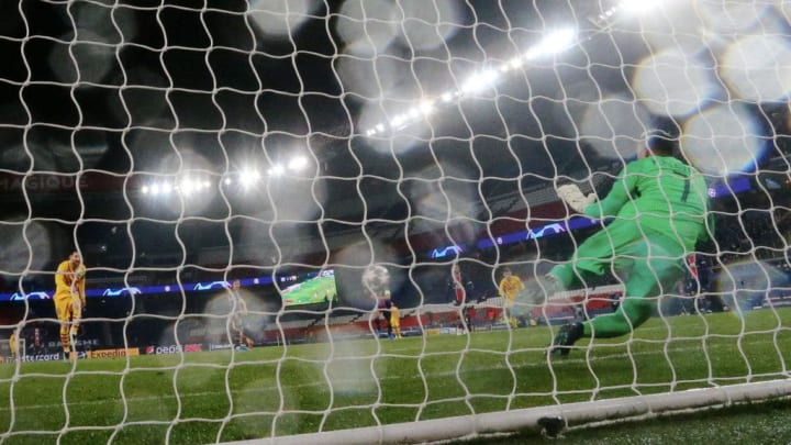 keylor Navas, Lionel Messi